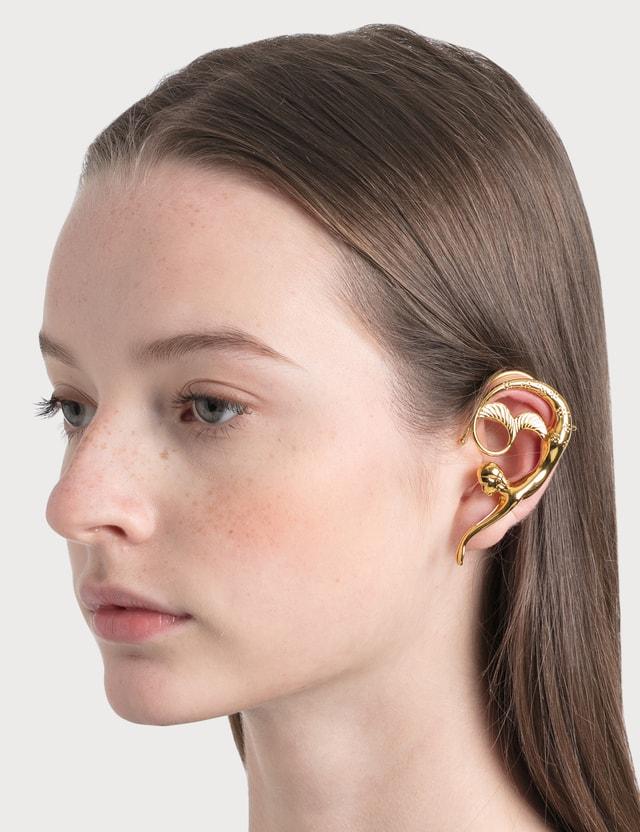 Lanvin Mermaid Earrings