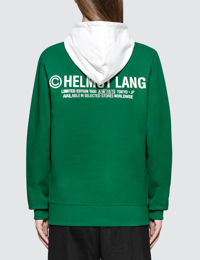 Helmut Lang Taxi Hoodie - Tokyo Edition
