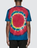 Versace Tie-Dye Medusa T-Shirt Multicolor Men
