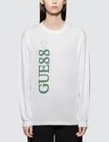 88Rising x Guess 88 Rising Long Sleeve Graphic T-Shirt Picture