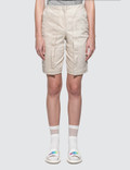 Aalto Paneled Short Silm Fit Pants Picutre