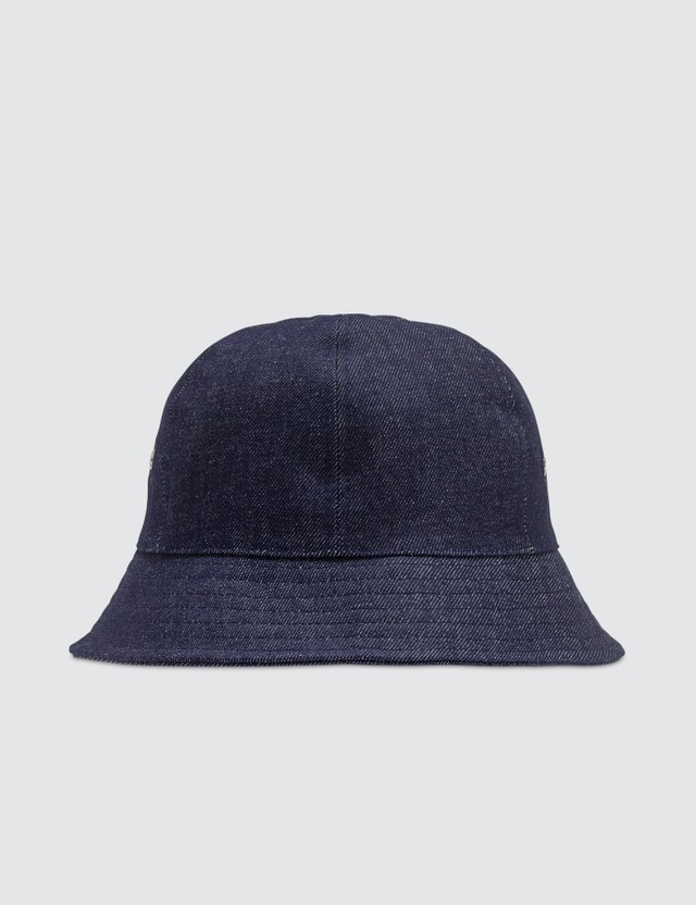 A.P.C. Denim Bucket Hat