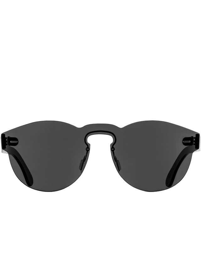 Super By Retrosuperfuture Tuttolente Paloma Black Sunglasses