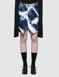 Aries Bleach Denim Skirt Picture