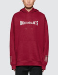 Wasted Paris London Reflective Hoodie Picture