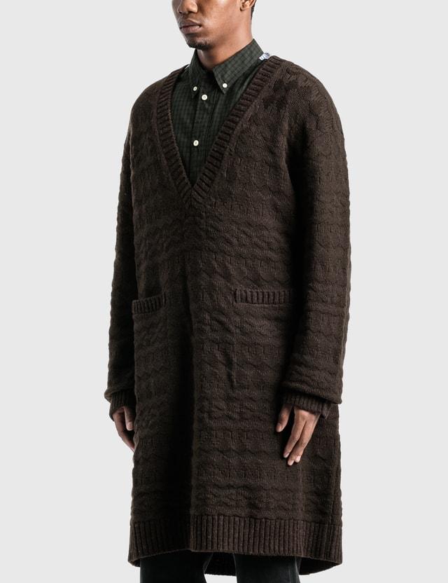 Takahiromiyashita Thesoloist V Neck Medical Sweater