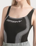 Misbhv Sports Active Wear Bodysuit