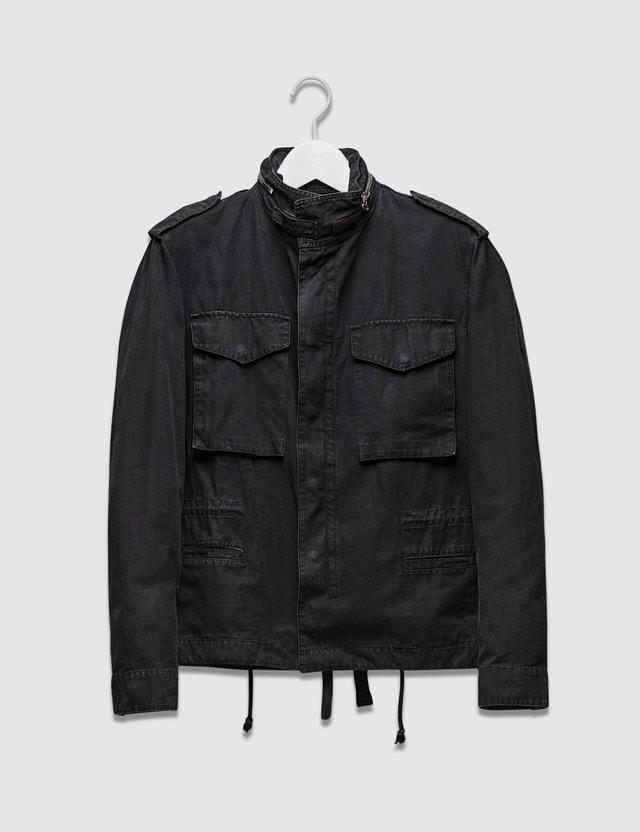 Off-White Basic M65 Military Jacket