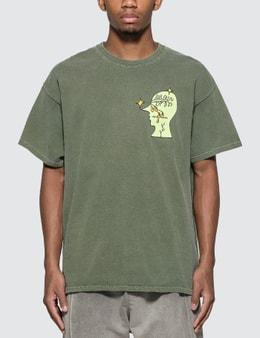 Brain Dead Graffiti Letter T-shirt