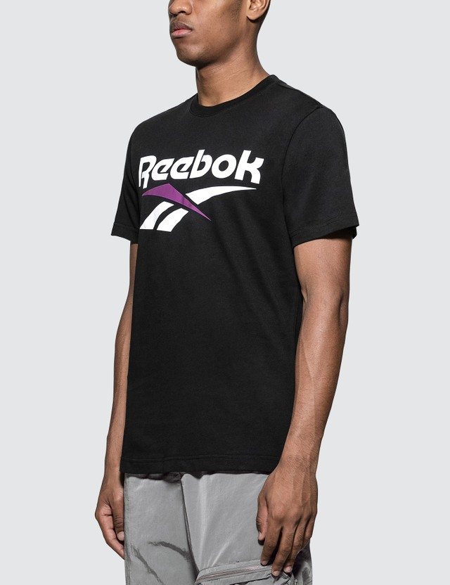 Reebok Classics Vector S/S T-Shirt Black Men