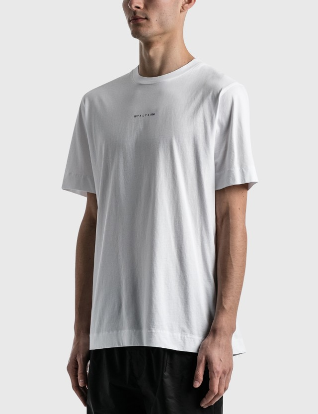 1017 ALYX 9SM Dried Tears T-shirt White Men
