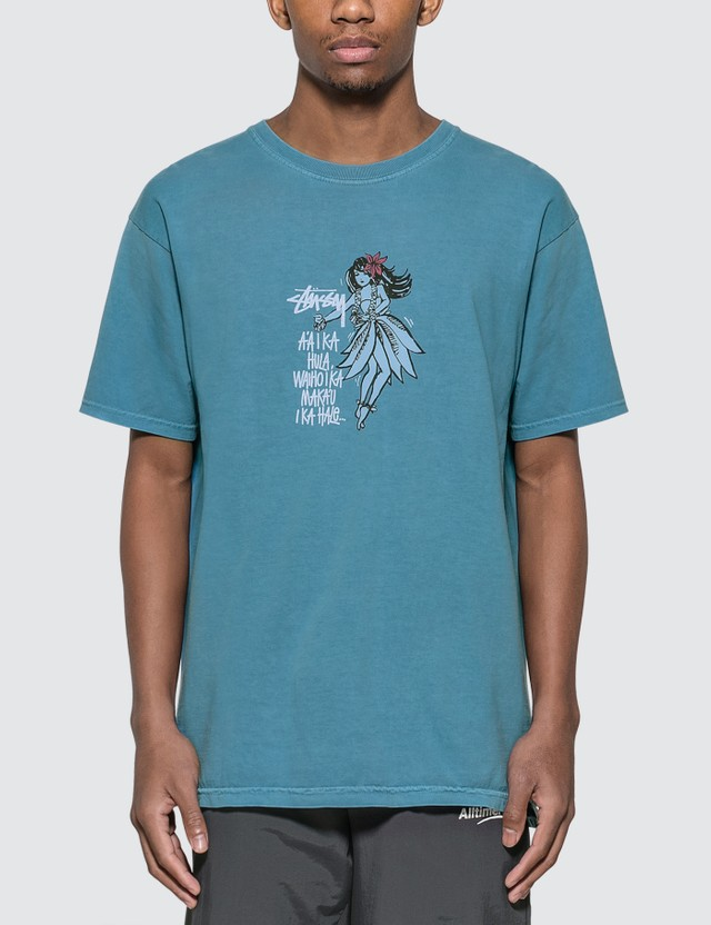 Stussy Dare To Dance Pig. Dyed T-shirt