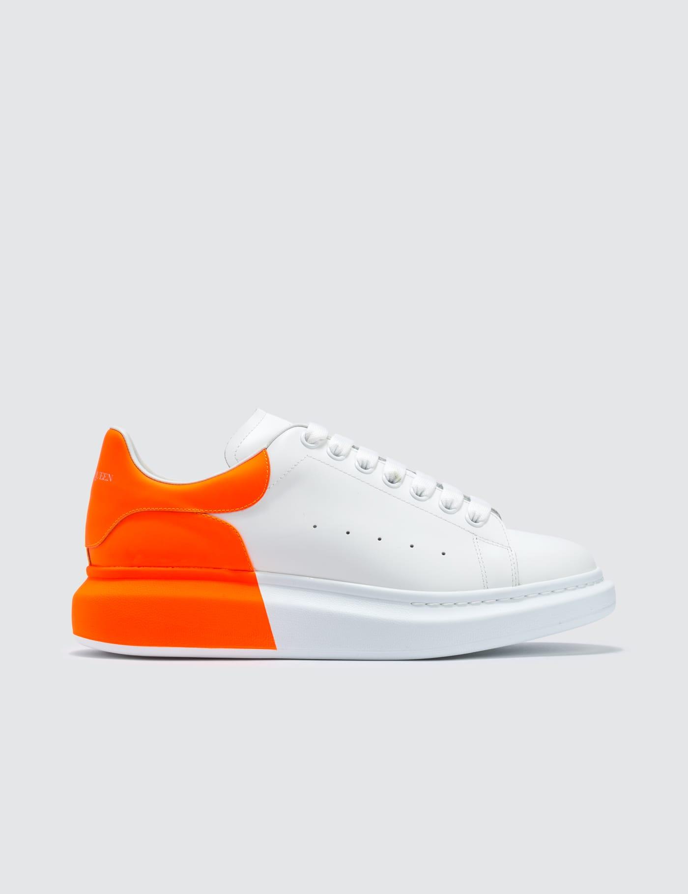 Alexander McQueen Oversized Sneaker   HBX