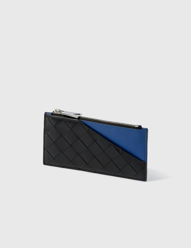 Bottega Veneta Zip Card Holder