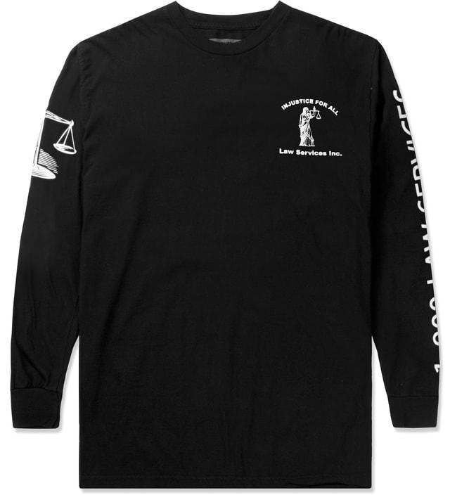 BEENTRILL Black Injustice L/S T-Shirt