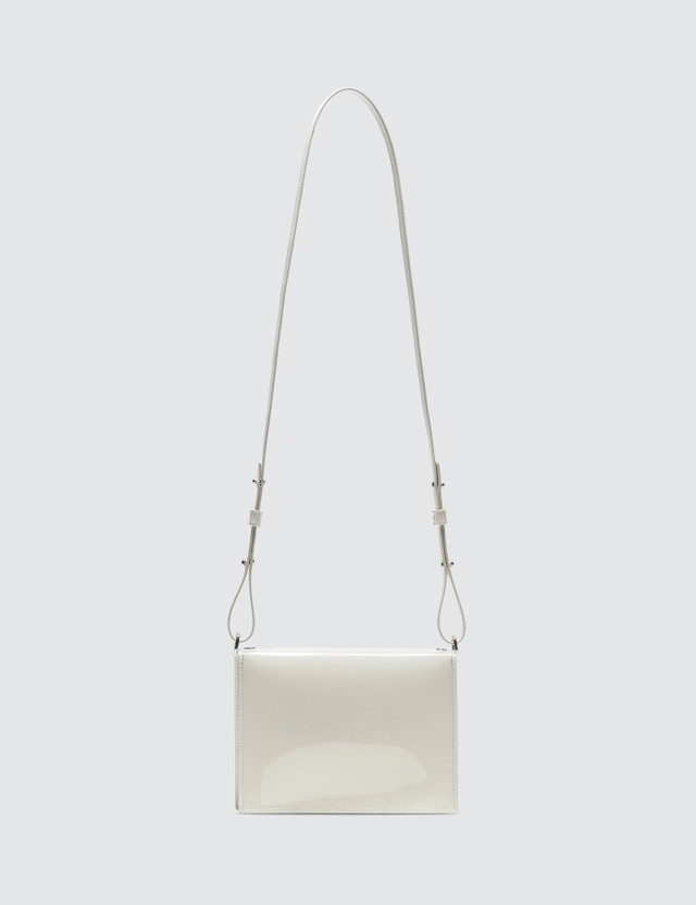 Nana-nana Leather x PVC B6 Bag