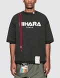Maison Mihara Yasuhiro Suspender T-Shirt 사진