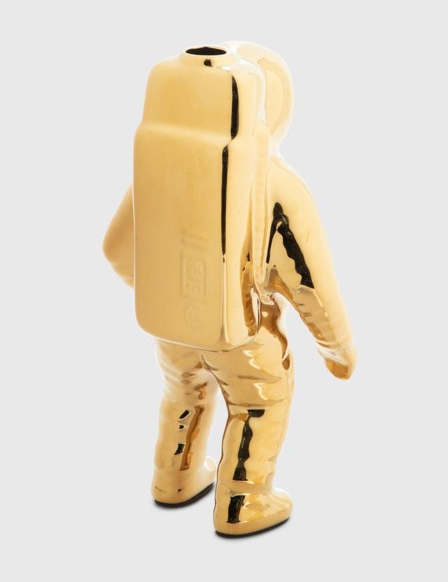 Seletti Starman Vase – Gold Gold Life