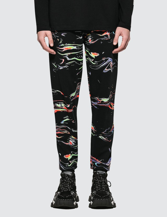 Marcelo Burlon All Over Lights Sweatpants