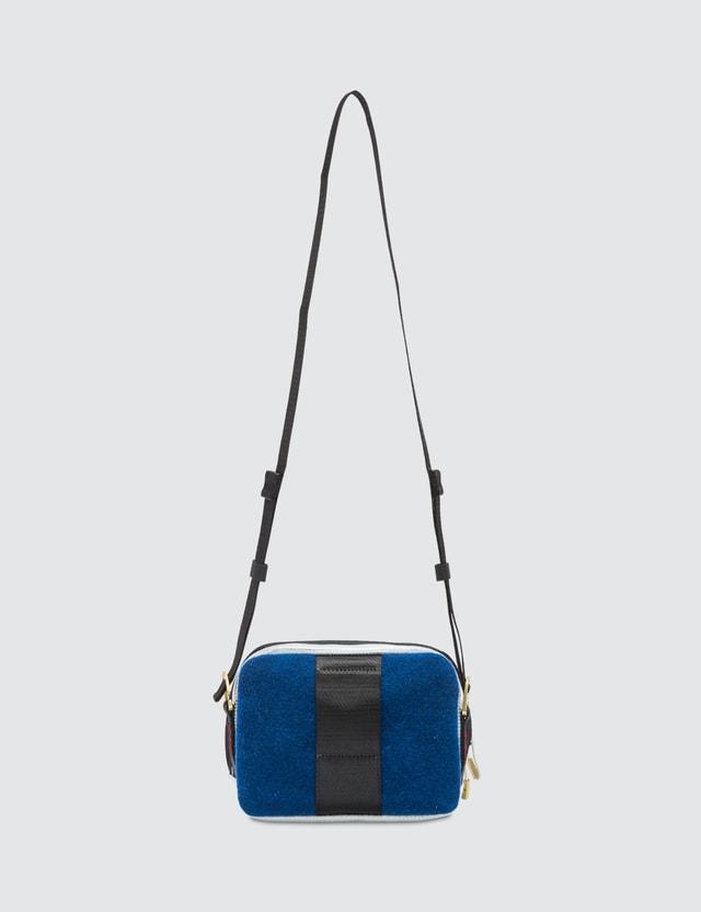 Acne Studios Hidey Belt Bag in Blue