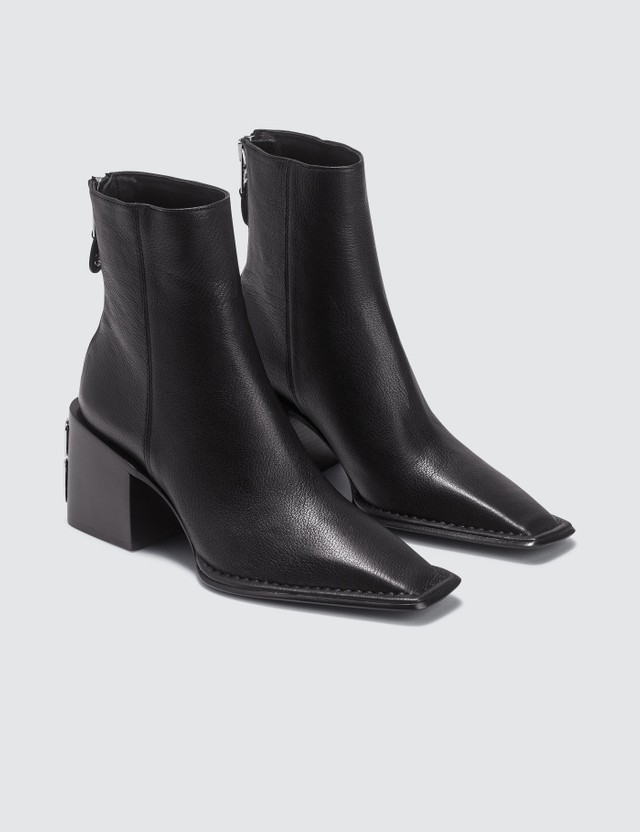 Alexander Wang Parker Grain Leather Boots