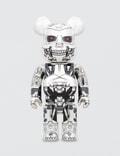 Medicom Toy 400% Bearbrick Terminator Picutre