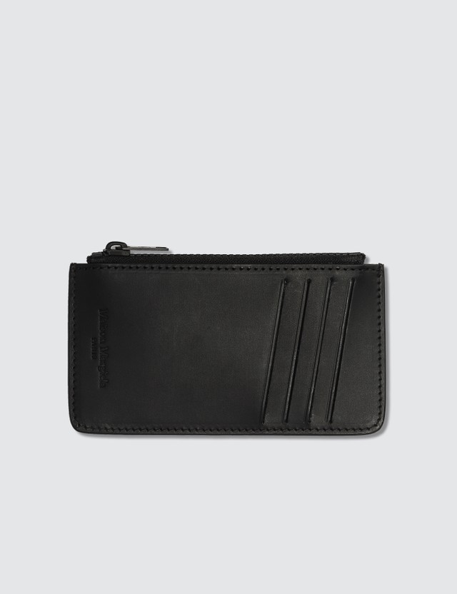 Maison Margiela Zipped Card Holder