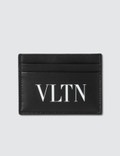 Valentino VLTN Credit Card Holder Picutre