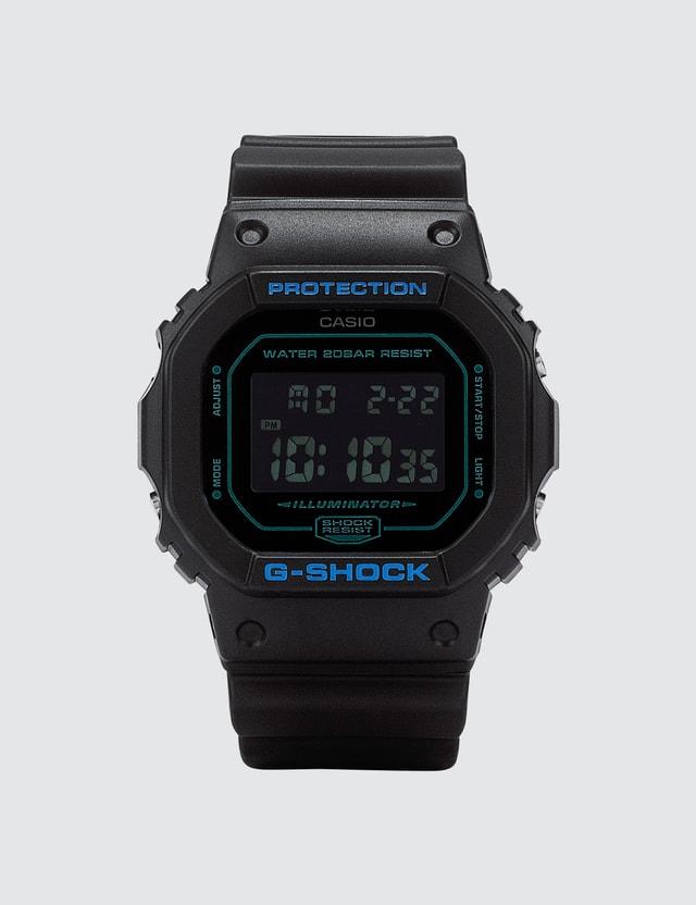 G-Shock DW-5600BBM-1DR