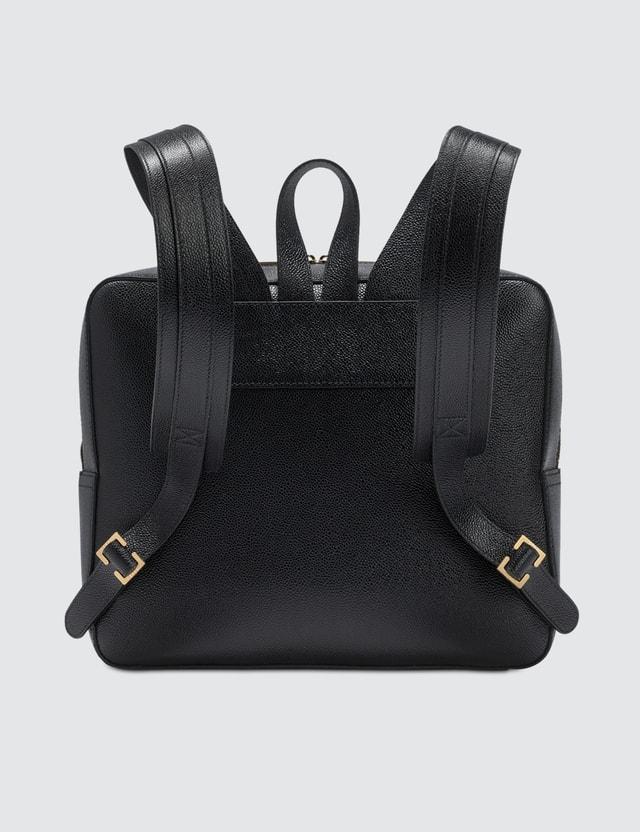 Thom Browne Zip Top Book Bag