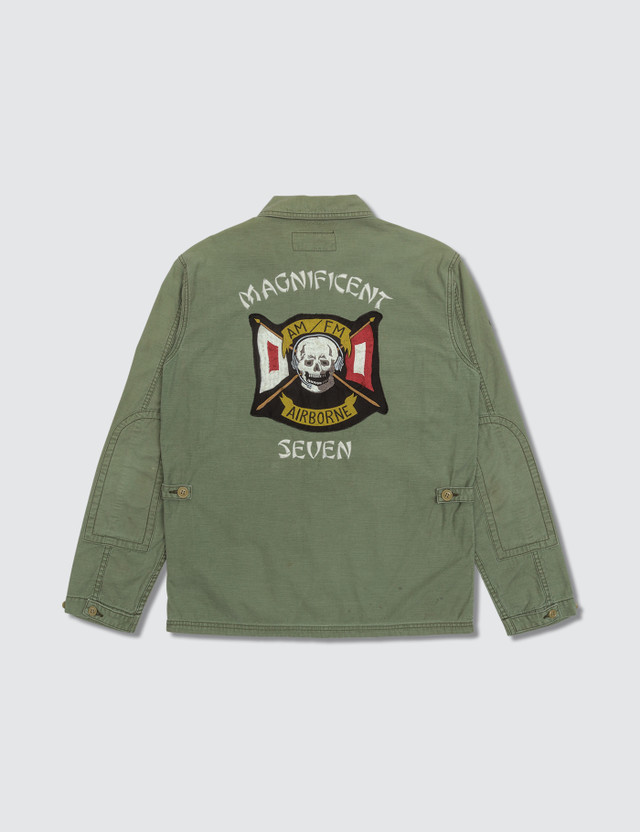 NEIGHBORHOOD Neighborhood Embroidery Work Shirt