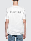 Helmut Lang Overlay Logo S/S T-Shirt Picture