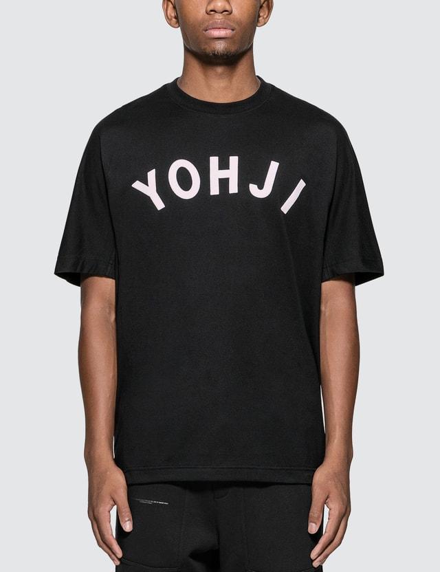 Y-3 Yohji Letters T-Shirt