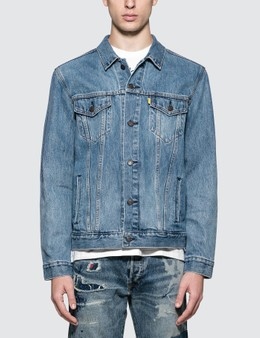 Levi's Levi's x Peanut Trucker Denim Jacket