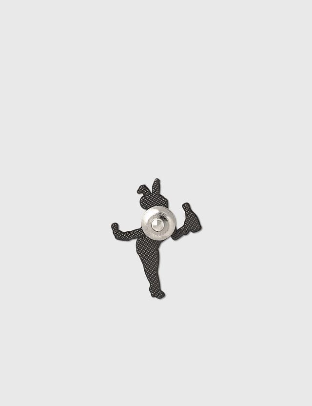 Wacko Maria Bunny Girl Pin