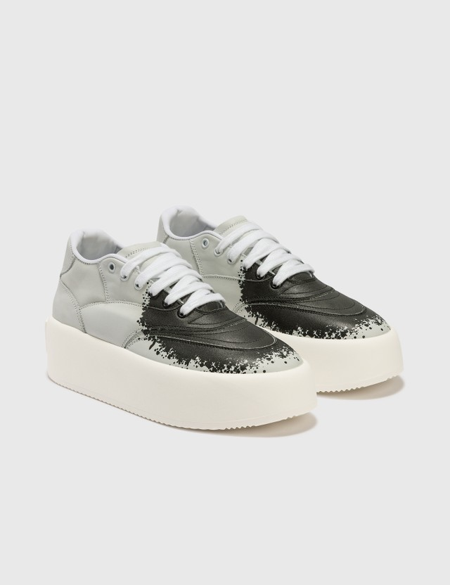 MM6 Maison Margiela Spray Flatform Sneakers