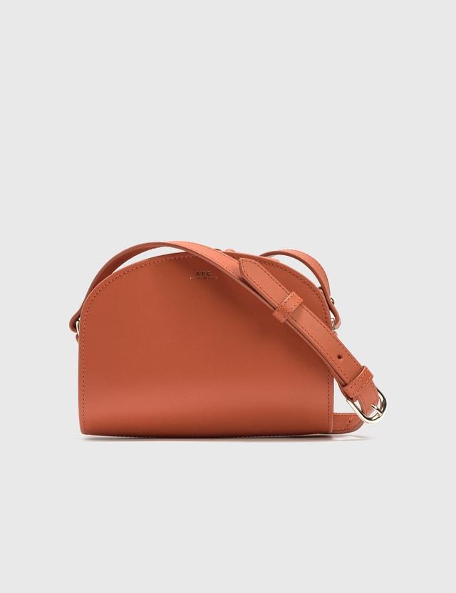 A.P.C. Mini Demi-Lune Bag