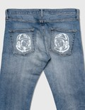 Billionaire Boys Club Slim Fit Denim Pants Blue Men