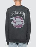 Stussy Skateman Pig. Dyed Crewneck Picture