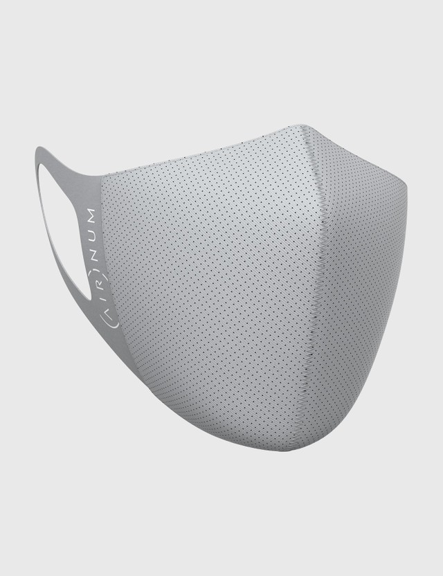 Airinum Lite Air Mask Misty Grey Grey Unisex