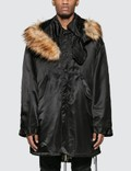 Mastermind World Fishtail Parka Coat Picutre