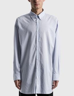 Maison Margiela Oversized Pinstripe Shirt
