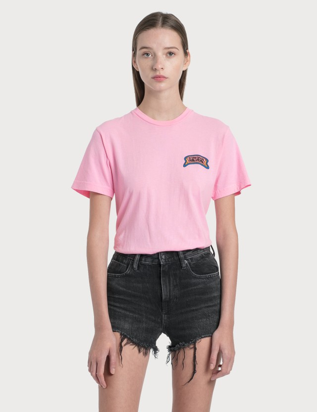 RIPNDIP 문라이트 블리스 티셔츠 Pink Women