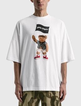 Palm Angels Pirate Bear Loose T-shirt