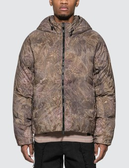 1017 ALYX 9SM Camo Hooded Puffer Jacket