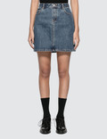 A.P.C. Jupe Standard Denim Skirt Picture