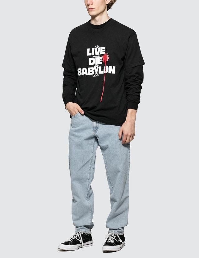 Babylon Live Die Babylon SS T-Shirt