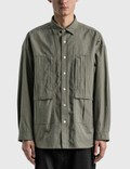 Meanswhile Graph Line Overshirt 사진