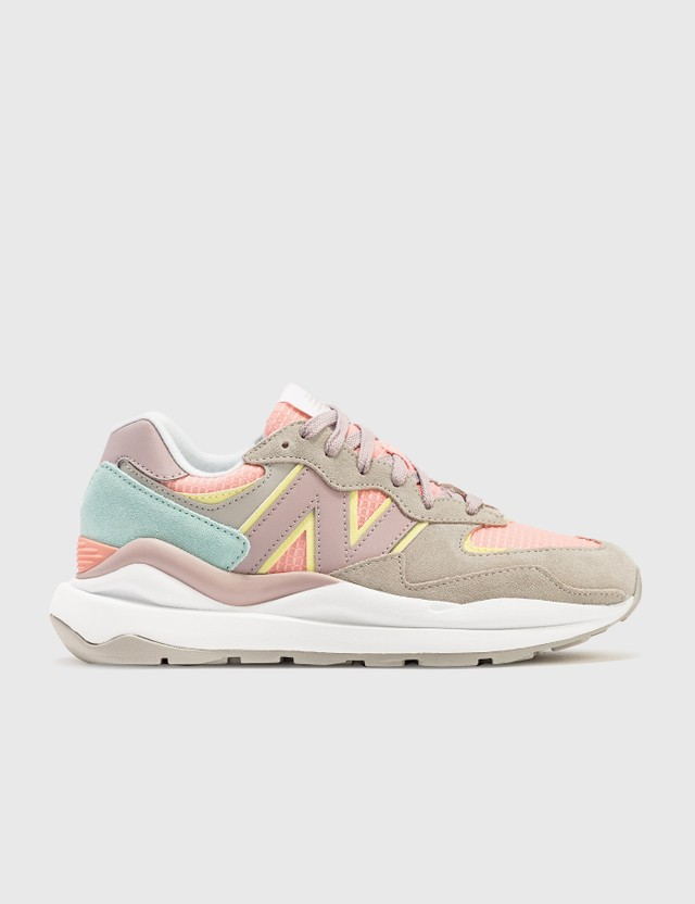 New Balance 57/40 Grey/pink Women