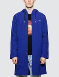 Off-White Diag Rain Coat Picutre